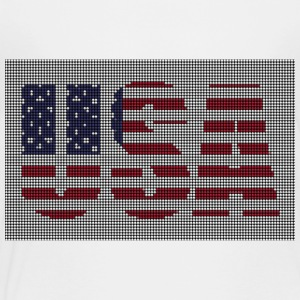 USA - Toddler Premium T-Shirt