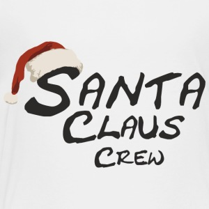 Santa Claus Crew - Toddler Premium T-Shirt