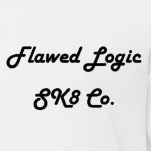 Flawed Logic SK8 Co. - Toddler Premium T-Shirt