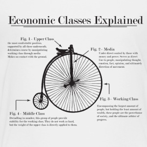 economic classes explained - Toddler Premium T-Shirt