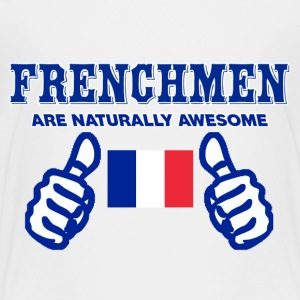 FRENCHMAN - Toddler Premium T-Shirt