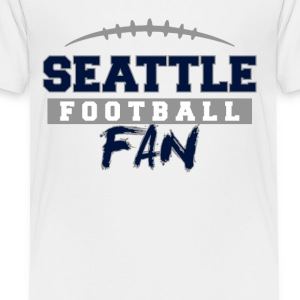 Seattle Football Fan - Toddler Premium T-Shirt