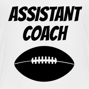 Assistant Football Coach - Toddler Premium T-Shirt