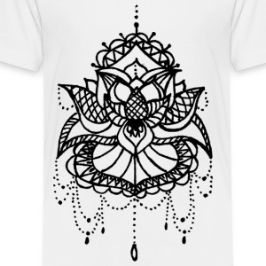Lotus flower - Toddler Premium T-Shirt