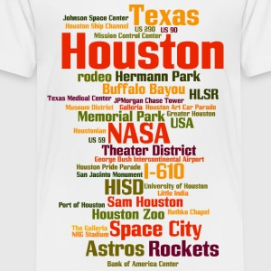 Houston (Space City, Texas, USA) - Toddler Premium T-Shirt