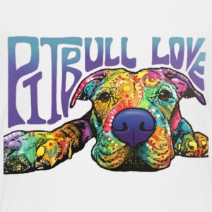 pitbull love - Toddler Premium T-Shirt