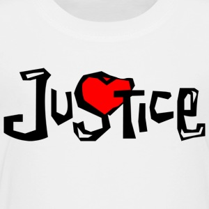 Justice - Toddler Premium T-Shirt