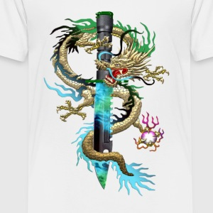 M9 Gamma Doppler Dragon - Toddler Premium T-Shirt