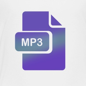 mp3 - Toddler Premium T-Shirt