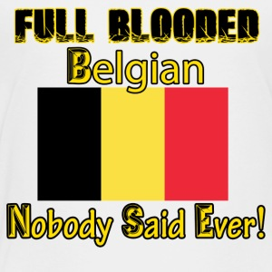 Belgian flag design - Toddler Premium T-Shirt
