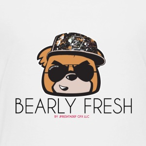 Bearly Fresh - Toddler Premium T-Shirt