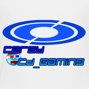 CareyCD_Gaming Title - Toddler Premium T-Shirt