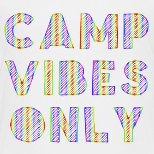 camp vibes only - Toddler Premium T-Shirt