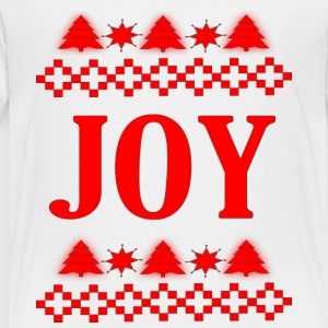 Christmas Joy - Toddler Premium T-Shirt