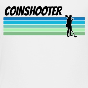 Retro Coinshooter - Toddler Premium T-Shirt