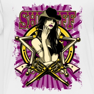 SEXY_SHERIFF - Toddler Premium T-Shirt