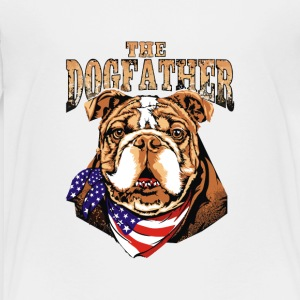 The Dogfather - Toddler Premium T-Shirt