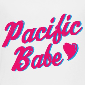 Pacific Babe - Toddler Premium T-Shirt