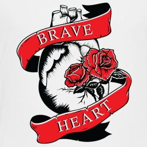 BRAVE HEART - Toddler Premium T-Shirt