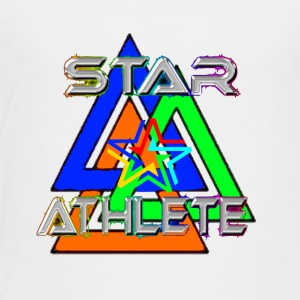 Star Athlete - Toddler Premium T-Shirt