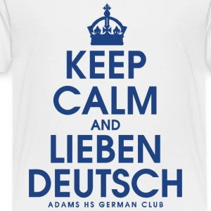 ADAMS HS GERMAN CLUB - Toddler Premium T-Shirt