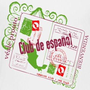 Club de espan ol spanish club red high veale pro - Toddler Premium T-Shirt