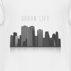 Urban Life - Toddler Premium T-Shirt