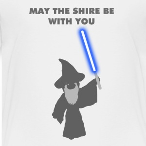 The Shire is with you - Toddler Premium T-Shirt