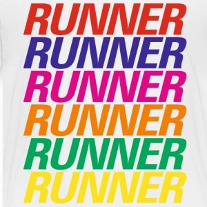 Runner T-Shirt - Toddler Premium T-Shirt