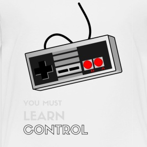Learn Control - Toddler Premium T-Shirt