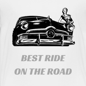 best ride - Toddler Premium T-Shirt
