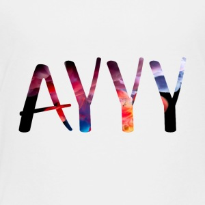 Ayyy logo - Toddler Premium T-Shirt