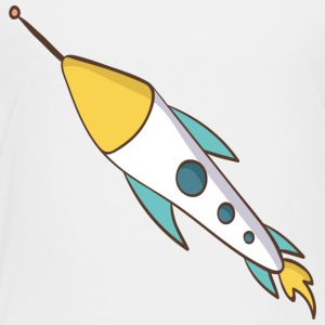 rocket - Toddler Premium T-Shirt