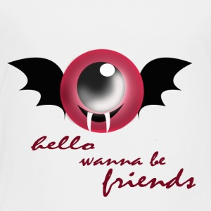 bat design - Toddler Premium T-Shirt