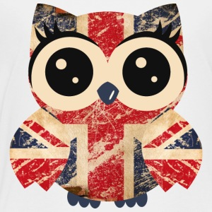 Owl UK - Toddler Premium T-Shirt
