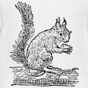squirrel46 - Toddler Premium T-Shirt