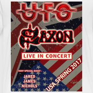 Ufo and Saxon USA SPRING Tour 2017 - Toddler Premium T-Shirt