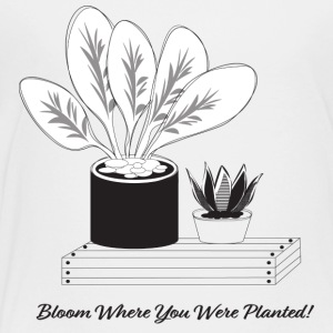Plant illustration - Toddler Premium T-Shirt