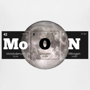Periodic Elements: MoON - Toddler Premium T-Shirt
