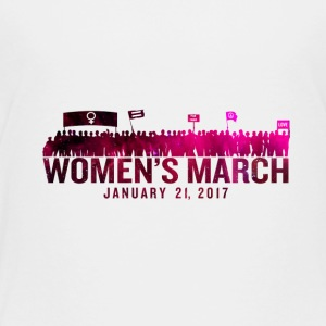 Women's March - Toddler Premium T-Shirt
