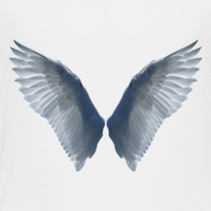 bird angel wings - Toddler Premium T-Shirt