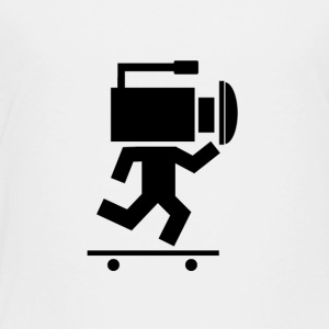 film head t - Toddler Premium T-Shirt