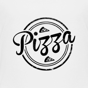Vintage Pizza - Toddler Premium T-Shirt