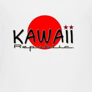 Kawaii Republic Men - Toddler Premium T-Shirt