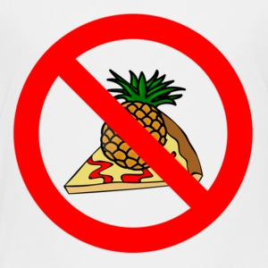 Pineapple Pizza - Toddler Premium T-Shirt