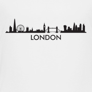 London England Skyline - Toddler Premium T-Shirt