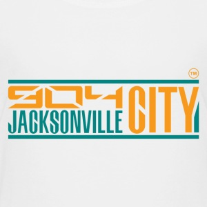 904JACKSONVILLE CITY - Toddler Premium T-Shirt