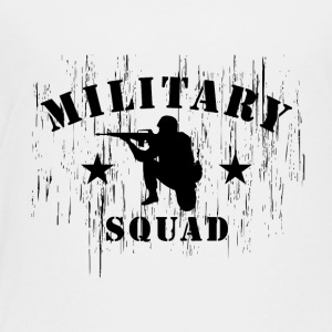 Military squad - Toddler Premium T-Shirt
