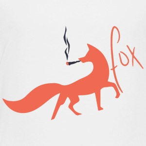 Fox - Toddler Premium T-Shirt