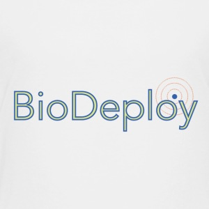 BioDeploy Logo Blue Mix - Toddler Premium T-Shirt